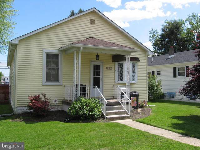 605 Dorsey Avenue, BALTIMORE, MD 21221 (#MDBC529346) :: Dart Homes