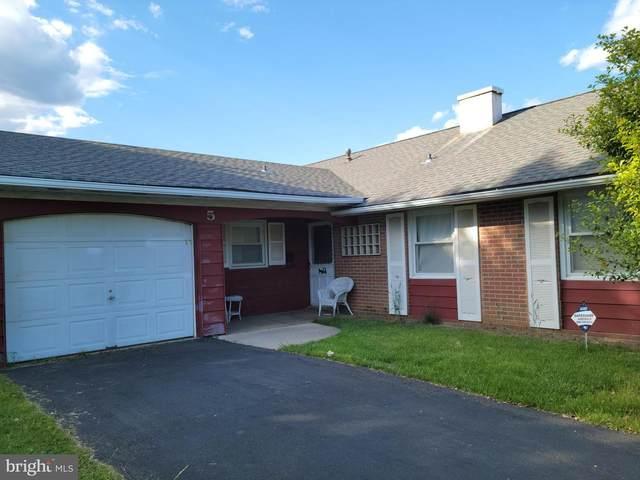 5 Melrose Lane, WILLINGBORO, NJ 08046 (#NJBL397860) :: A Magnolia Home Team