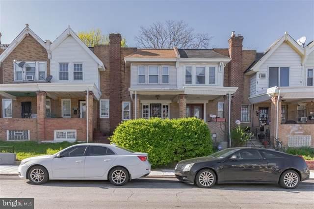 5859 Woodcrest Avenue, PHILADELPHIA, PA 19131 (#PAPH1018148) :: Keller Williams Realty - Matt Fetick Team