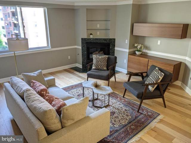 1276 N Wayne Street #605, ARLINGTON, VA 22201 (#VAAR181606) :: Great Falls Great Homes