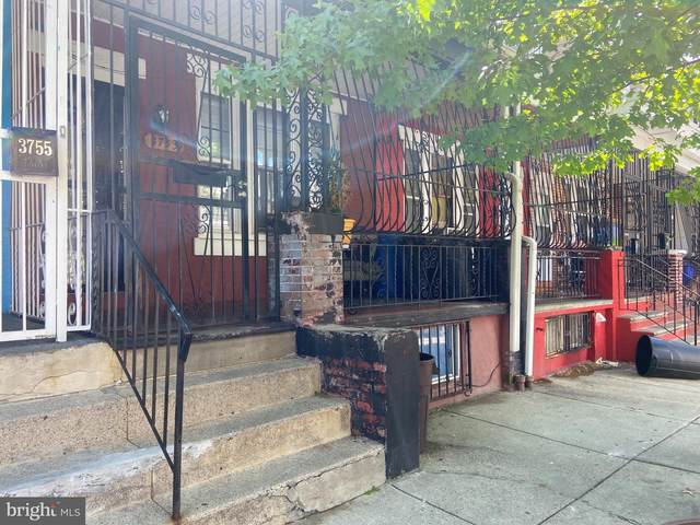 3753 N Marshall Street, PHILADELPHIA, PA 19140 (#PAPH1018150) :: Ram Bala Associates | Keller Williams Realty