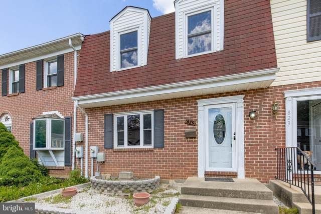 825 Thimbleberry Road, BALTIMORE, MD 21220 (#MDBC529352) :: The Gus Anthony Team