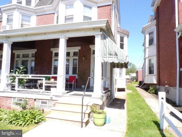 527 Hamilton Street, NORRISTOWN, PA 19401 (#PAMC693496) :: The Matt Lenza Real Estate Team
