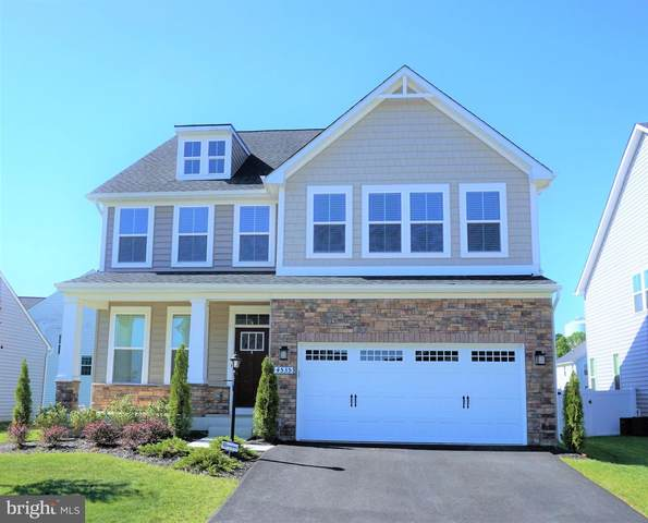 4535 Dorset Drive, WOODBRIDGE, VA 22192 (#VAPW522814) :: Great Falls Great Homes