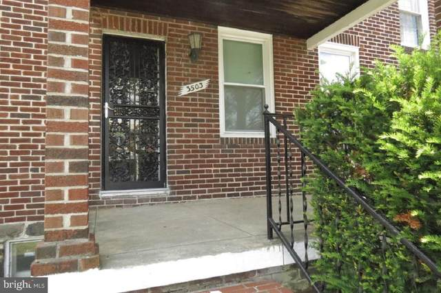 3503 Cliftmont Avenue, BALTIMORE, MD 21213 (#MDBA551262) :: ExecuHome Realty