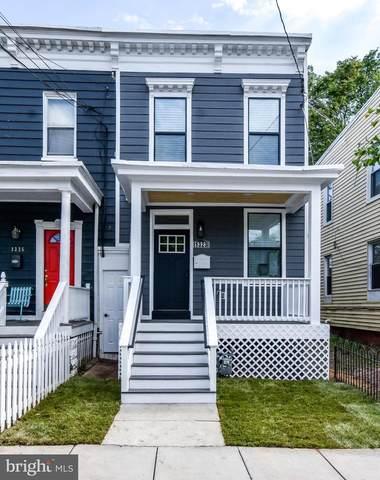 1323 U Street SE, WASHINGTON, DC 20020 (MLS #DCDC522136) :: Maryland Shore Living | Benson & Mangold Real Estate