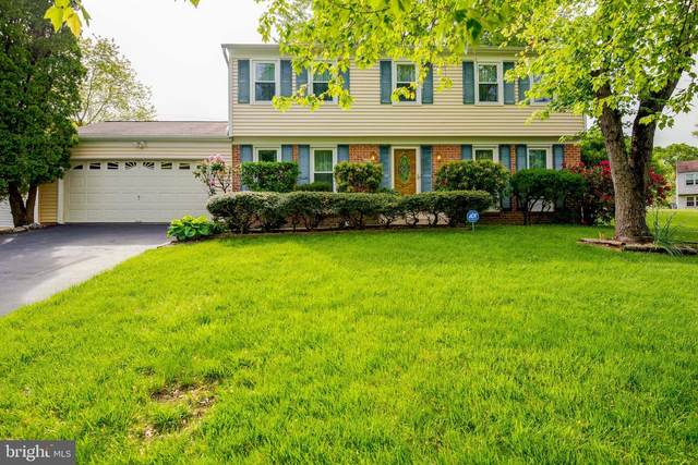 9602 Grandhaven Avenue, UPPER MARLBORO, MD 20772 (#MDPG606788) :: The Maryland Group of Long & Foster Real Estate