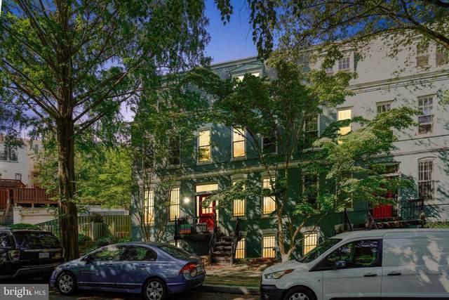 1810 Ingleside Terrace NW 7 (#3 ON THE DO, WASHINGTON, DC 20010 (#DCDC522152) :: Colgan Real Estate