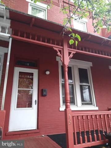 115 Hoerner Street, HARRISBURG, PA 17103 (#PADA133382) :: The Jim Powers Team