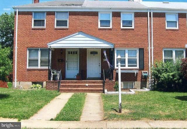 1266 Bsrewster Street, HALETHORPE, MD 21227 (#MDBC529392) :: Dart Homes