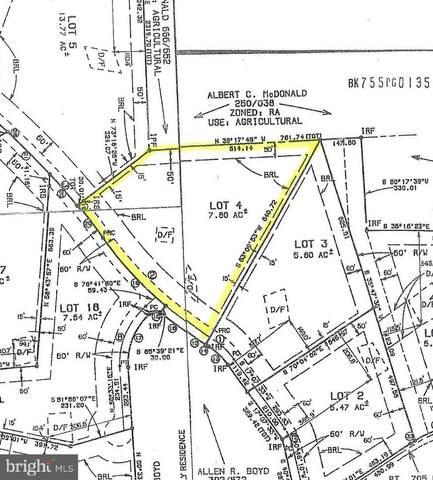 Lot 4 Saddleback Lane Lot 4, WINCHESTER, VA 22602 (#VAFV164140) :: LoCoMusings