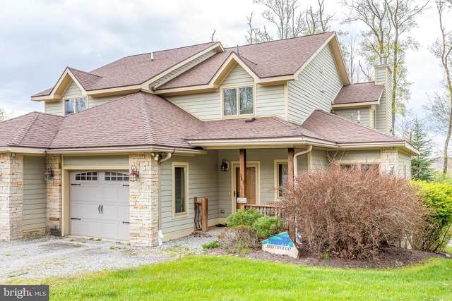 267 Winding Trail Lane 9B, OAKLAND, MD 21550 (#MDGA135186) :: ExecuHome Realty