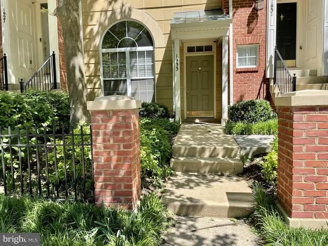 1933 Crescent Park Drive 103A, RESTON, VA 20190 (#VAFX1201880) :: Colgan Real Estate