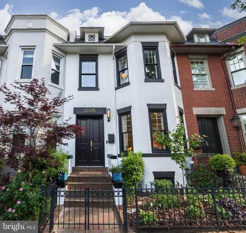 1205 C Street NE, WASHINGTON, DC 20002 (#DCDC522168) :: Peter Knapp Realty Group