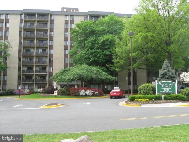 6001 Arlington Boulevard #507, FALLS CHURCH, VA 22044 (#VAFX1201890) :: LoCoMusings