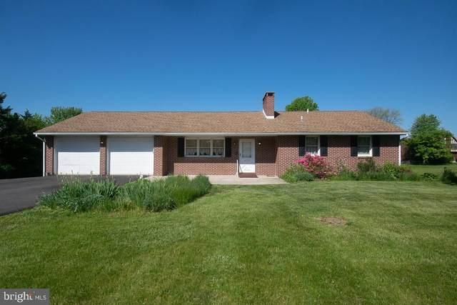 2525 Washington Drive, GILBERTSVILLE, PA 19525 (#PAMC693538) :: Century 21 Dale Realty Co