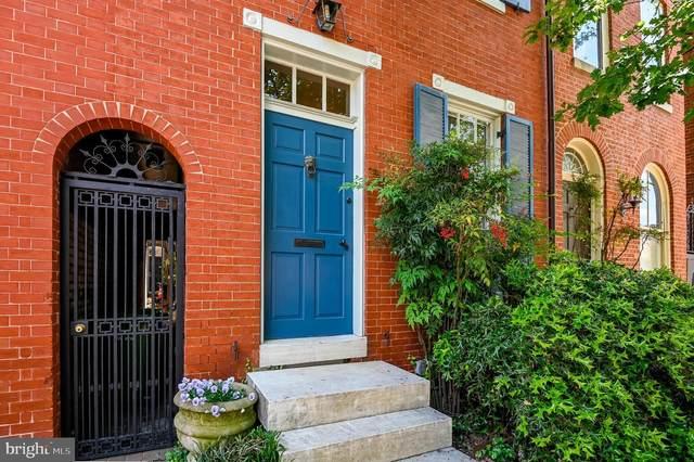 105 E Montgomery Street, BALTIMORE, MD 21230 (#MDBA551314) :: RE/MAX Advantage Realty