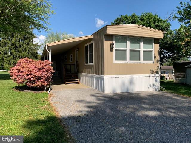 235 Holly Drive, MOUNT WOLF, PA 17347 (#PAYK158564) :: VSells & Associates of Compass