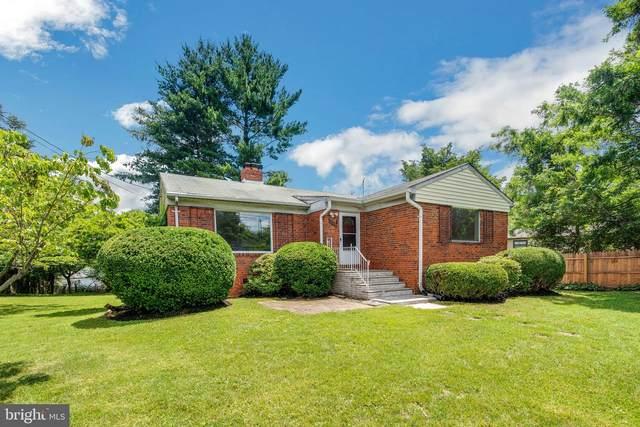 9603 Rockville Pike, BETHESDA, MD 20814 (#MDMC758914) :: Dart Homes