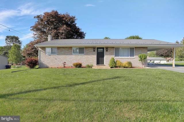 1225 Marvern Drive W, CHAMBERSBURG, PA 17202 (#PAFL179952) :: Jennifer Mack Properties