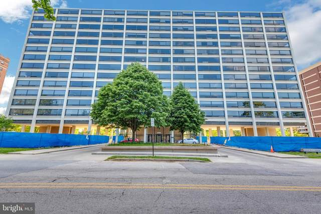 4000 N Charles Street #508, BALTIMORE, MD 21218 (#MDBA551328) :: Jennifer Mack Properties