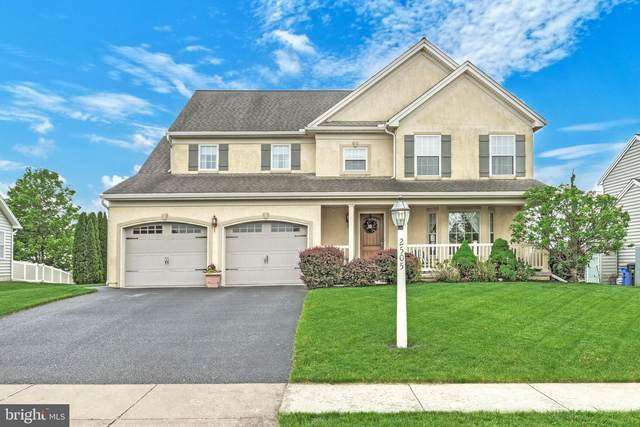2505 Admire Springs Drive, DOVER, PA 17315 (#PAYK158572) :: VSells & Associates of Compass