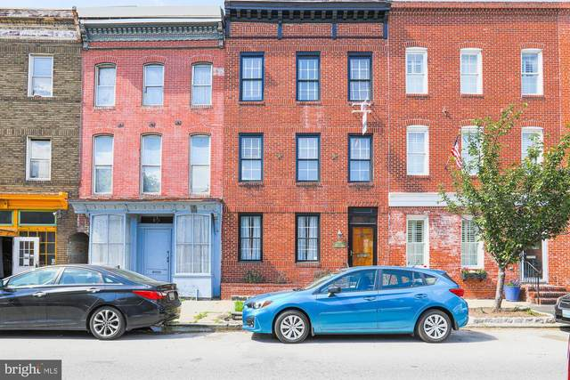 1826 Aliceanna Street, BALTIMORE, MD 21231 (#MDBA551336) :: Jim Bass Group of Real Estate Teams, LLC