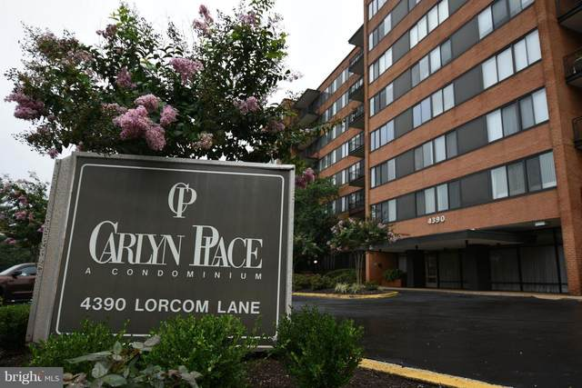 4390 Lorcom Lane #709, ARLINGTON, VA 22207 (#VAAR181668) :: BayShore Group of Northrop Realty