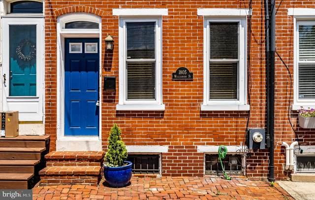 1805 Williamson Street, WILMINGTON, DE 19806 (#DENC526756) :: Bowers Realty Group
