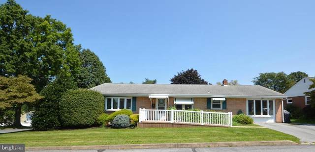 411 West End Avenue, AKRON, PA 17501 (#PALA182296) :: The Craig Hartranft Team, Berkshire Hathaway Homesale Realty