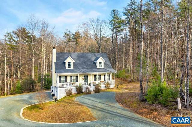 6247 Free Union Road, FREE UNION, VA 22940 (#617611) :: The Maryland Group of Long & Foster Real Estate