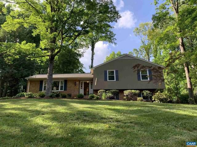 105 Kerry Lane, CHARLOTTESVILLE, VA 22901 (#617615) :: Bruce & Tanya and Associates