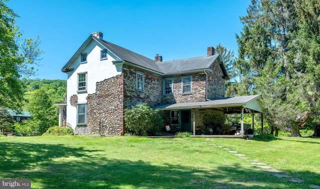 1837 River Road, UPPER BLACK EDDY, PA 18972 (#PABU527758) :: Shamrock Realty Group, Inc
