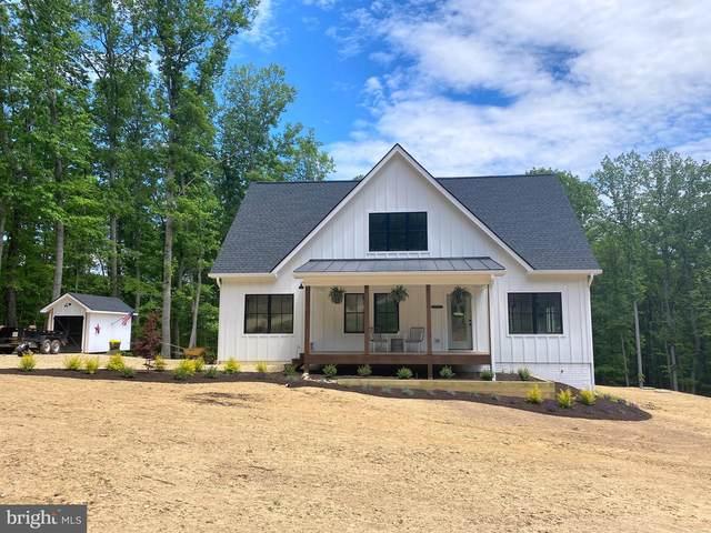 4945 S Windswept Lane, MARSHALL, VA 20115 (#VAFQ170630) :: Crews Real Estate
