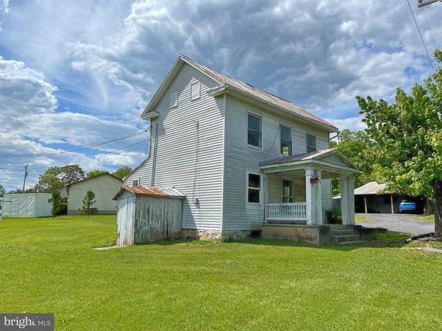 337 Capon Street, STRASBURG, VA 22657 (#VASH122308) :: Berkshire Hathaway HomeServices McNelis Group Properties