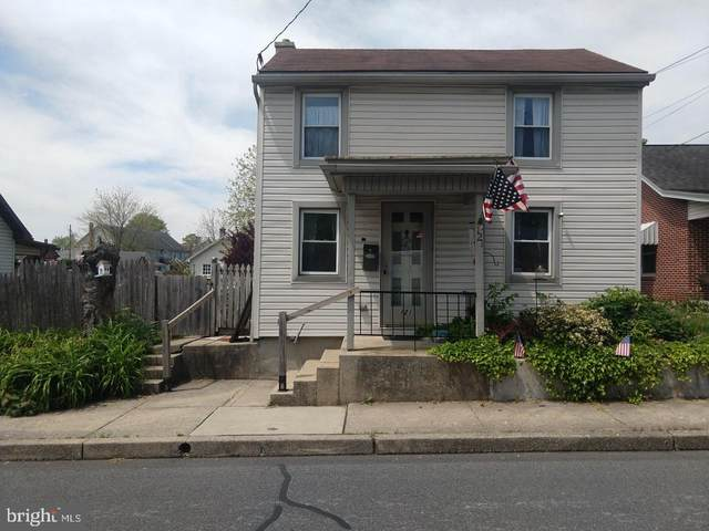 121 S Broad Street, MYERSTOWN, PA 17067 (#PALN119312) :: Iron Valley Real Estate