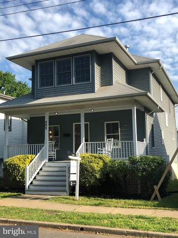 302 E Alexandria Avenue, ALEXANDRIA, VA 22301 (#VAAX259908) :: Crews Real Estate