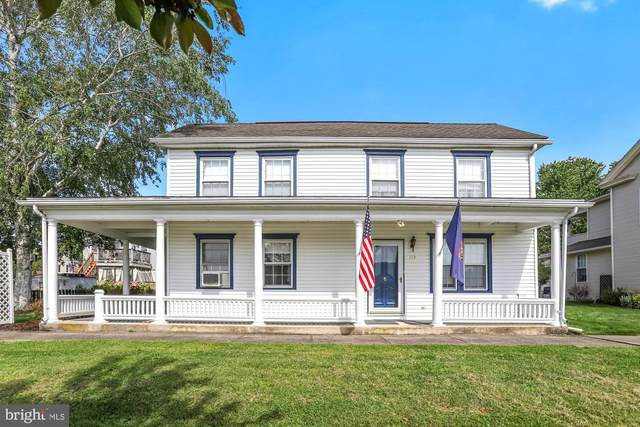110 N Market Street, LIVERPOOL, PA 17045 (#PAPY103468) :: TeamPete Realty Services, Inc