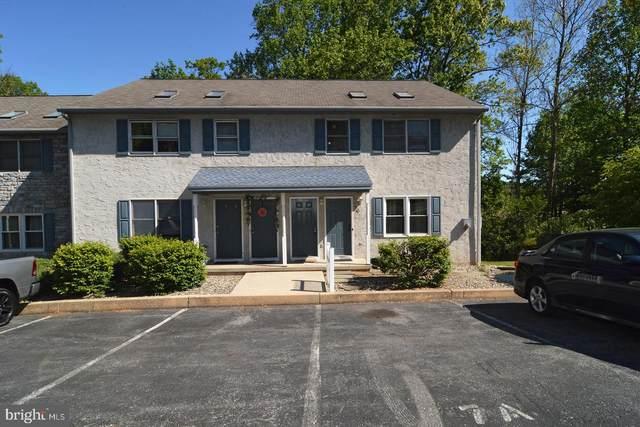 10 Maplewood Avenue 7B, MOHNTON, PA 19540 (#PABK377746) :: Keller Williams Real Estate