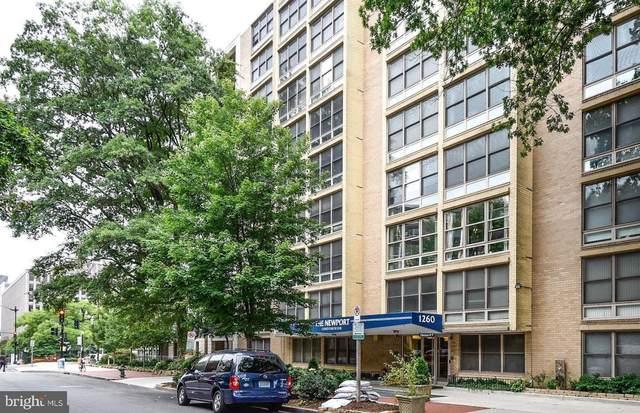 1260 21ST Street NW #513, WASHINGTON, DC 20036 (#DCDC522314) :: Century 21 Dale Realty Co