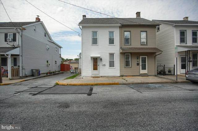 71 Moravian Street, LEBANON, PA 17042 (#PALN119318) :: Talbot Greenya Group