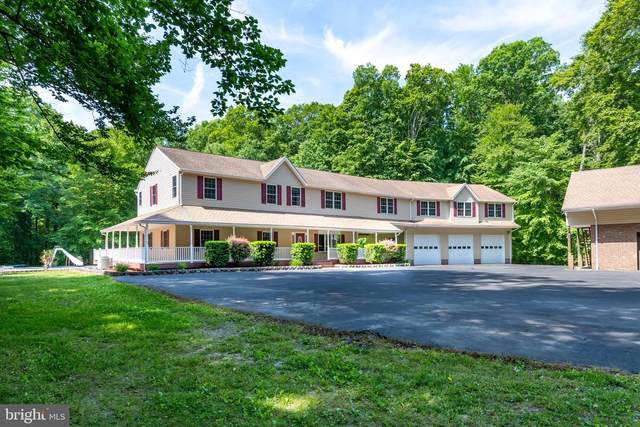 133 Church Hill Farm Lane, SUDLERSVILLE, MD 21668 (#MDQA147800) :: Keller Williams Flagship of Maryland
