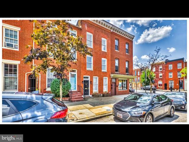 103 Warren Avenue, BALTIMORE, MD 21230 (#MDBA551456) :: Eng Garcia Properties, LLC