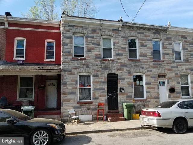 3051 Strickland Street, BALTIMORE, MD 21223 (#MDBA551458) :: Cortesi Homes