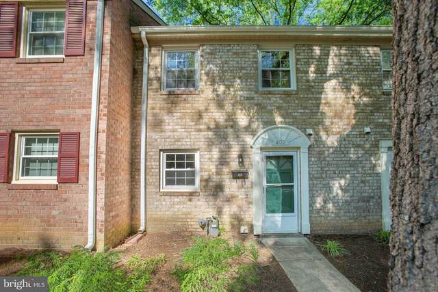 402 Greenbrier Court #402, FREDERICKSBURG, VA 22401 (#VAFB119114) :: Crews Real Estate