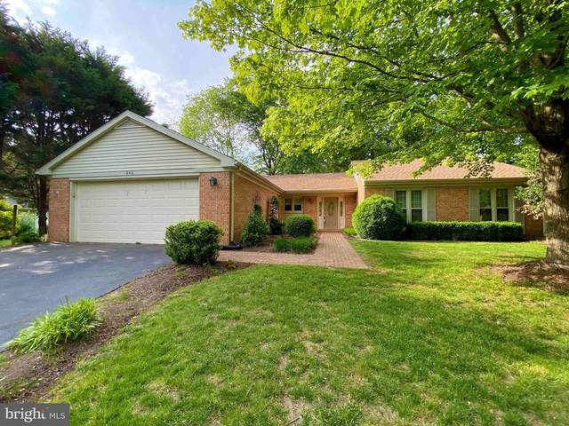 846 Deerwood Court, ANNAPOLIS, MD 21401 (#MDAA468730) :: Bowers Realty Group