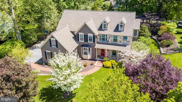 600 Perry Drive, WEST CHESTER, PA 19380 (#PACT536734) :: The John Kriza Team