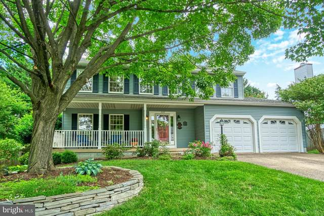 209 Elizabeth Court, STERLING, VA 20164 (#VALO438890) :: The Piano Home Group