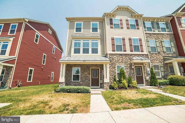 434 Willow Bend Drive, GLEN BURNIE, MD 21060 (#MDAA468762) :: Bowers Realty Group