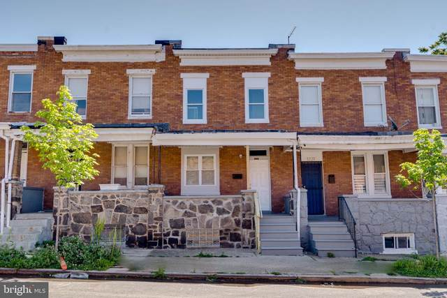 1233 N Linwood Avenue, BALTIMORE, MD 21213 (#MDBA551494) :: The Mike Coleman Team